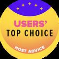 Suteikiama 10 geriausių prieglobos įmonių su aukščiausiu vartotojų reitingu.